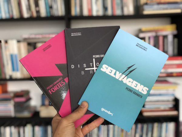 Livros da Trilogia Jovem